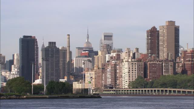 Mid Manhattan Skyline