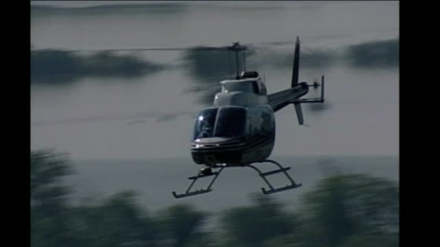 missouri ext helicopter flies over flooded mississippi river area flooded farmland near to mississippi river - missouri stock videos and b-roll footage