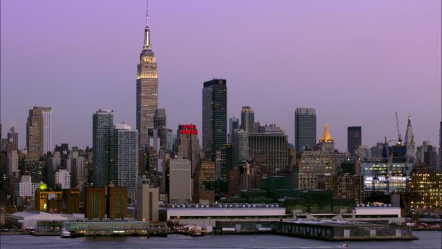 Midtown Manhattan Skyline with Empire State Building
