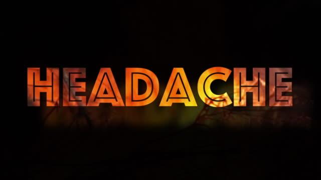 片頭痛頭痛病気停電インフォ グラフィック