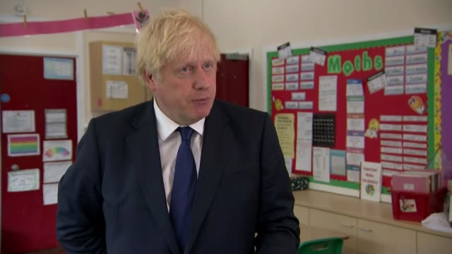home secretary meets with border force over record numbers of migrants crossing english channel england london east london int boris johnson mp... - stretching stock videos & royalty-free footage