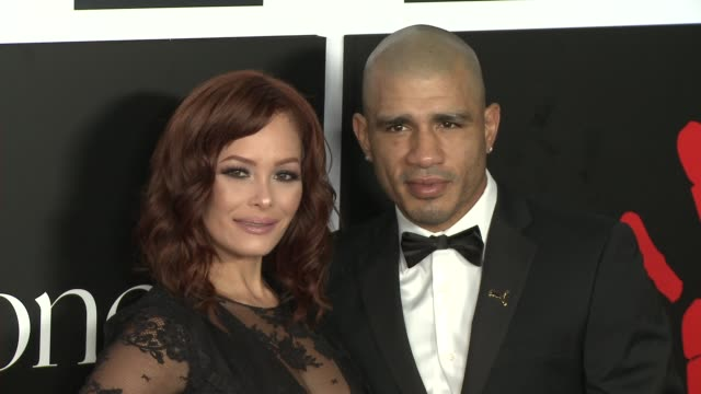 Miguel Cotto at the 2nd Annual Diamond Ball at Barker Hangar on December 10 2015 in Santa Monica California