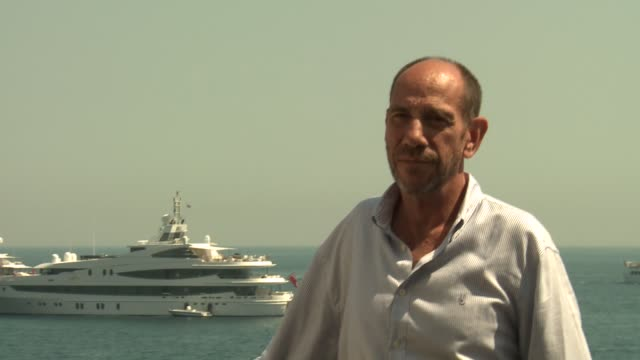 miguel ferrer at 54th montecarlo television festival day 2 on june 08 2014 in montecarlo monaco - day 2 stock videos & royalty-free footage