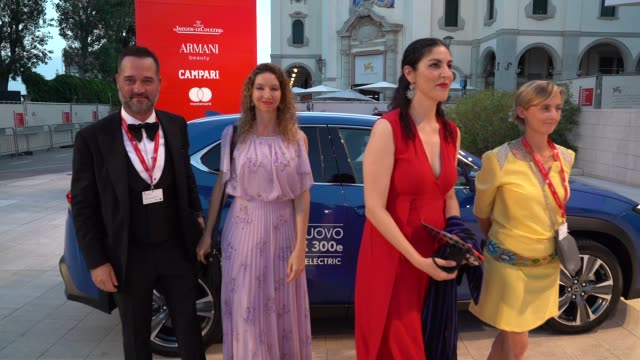 ITA: 'Nuevo Orden (New Order)' Red Carpet Arrivals, 77th Venice Film Festival