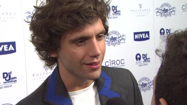 Mika at the NIVEA at the Island Def Jam 2009 GRAMMY's After Party at Los Angeles CA