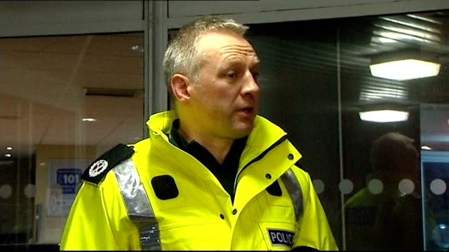 Mother due in court charged with his death Edinburgh PHOTOGRAPHY** Asst Chief Constable Malcolm Graham press conference SOT During the course of...
