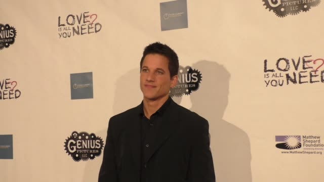 """mike c. manning at the """"love is all you need"""" premiere on november 15, 2016 in hollywood, california. - mike love stock videos & royalty-free footage"""