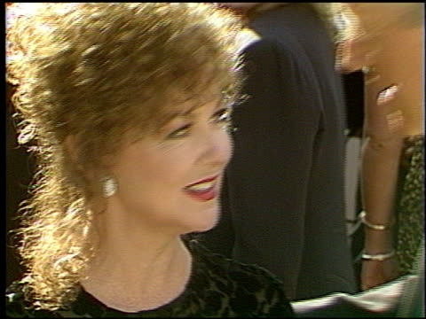 mike farrell at the 1993 emmy awards entrances at the pasadena civic auditorium in pasadena, california on september 19, 1993. - パサディナ公会堂点の映像素材/bロール