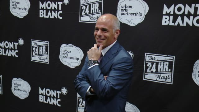 Mike Giannattasio at Montblanc Presents The 4th Annual Production Of The 24 Hour Plays In Los Angeles To Benefit Urban Arts Partnership in Los...
