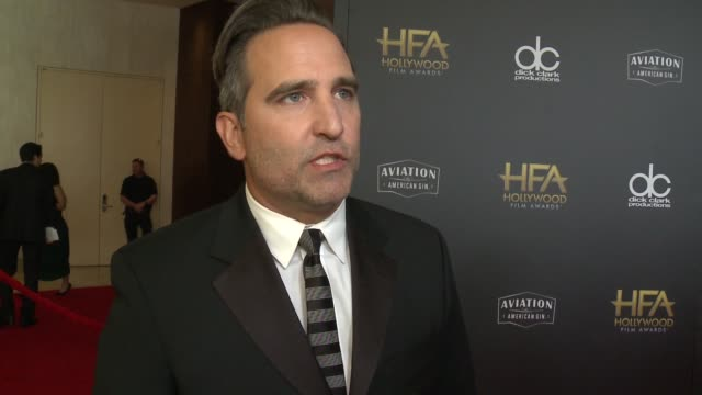 INTERVIEW Mike Hatton on some of the most exciting aspects of the Hollywood Film Awards at the 22nd Annual Hollywood Film Awards at The Beverly...