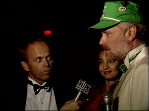 Mike Love at the Scopus Award 1988 for Jerry Weintraub on January 17 1988