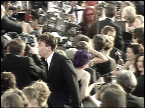 mike myers at the 2001 academy awards at the shrine auditorium in los angeles california on march 25 2001 - 73rd annual academy awards stock videos & royalty-free footage