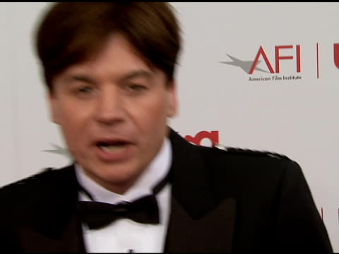 Mike Myers at the 34th AFI Life Achievement Award A Tribute To Sean Connery at the Kodak Theatre in Hollywood California on June 8 2006