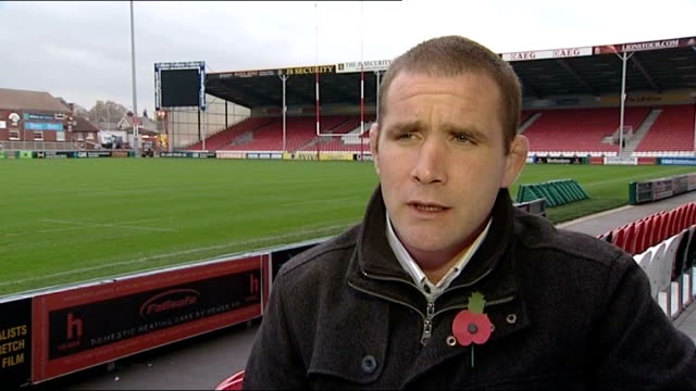 Mike Tindall fined and dropped from England team ENGLAND EXT Phil Vickery interview SOT