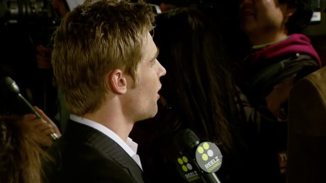 Mike Vogel at the 'Cloverfield' Premiere at the Paramount Theatre in Los Angeles California on January 16 2008