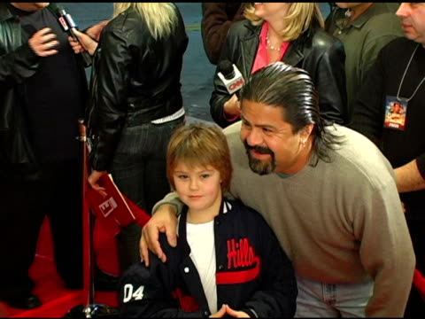 Miko Brando and Daughter Prudence at the 'Flight of the Phoenix' Los Angeles Premiere at the Bruin Theatre in Westwood California on December 15 2004