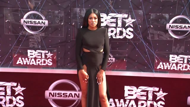 Mila J at the 2015 BET Awards on June 28 2015 in Los Angeles California