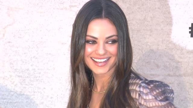 Mila Kunis at the 5th Annual Guys Choice Awards at Culver City CA