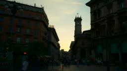 Milan Streets