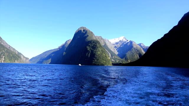 Milford Sound Landscape, South Island, New Zealand