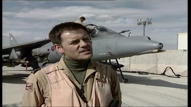militants produce propanganda film showing alqaida style tactics various of british harrier jet plane martin sampson interview sot in order to... - al qaida stock videos & royalty-free footage