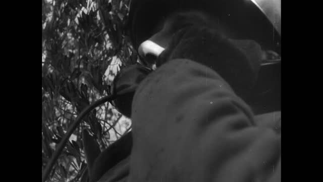 militaries communicating by phones before a battle - 1943 stock videos & royalty-free footage
