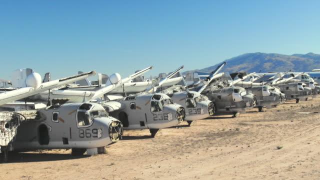 Military Aircraft Boneyard