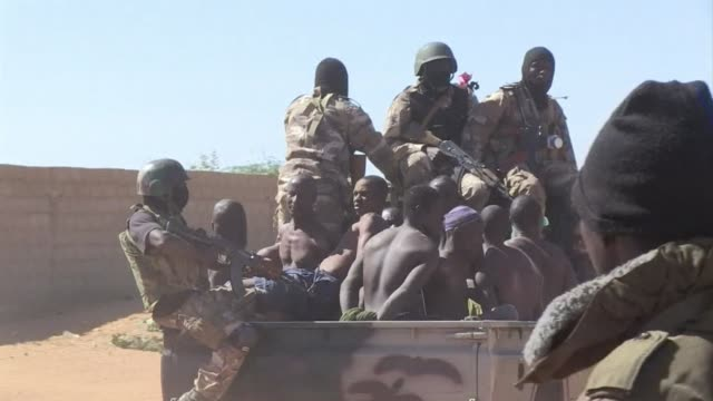 a military chief in the northern mali town of gao has denied allegations made by doctors and ngos in the region that the malian army has been... - torture stock videos & royalty-free footage