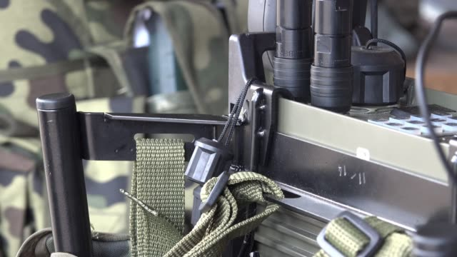 military communication equipment - control stock videos & royalty-free footage