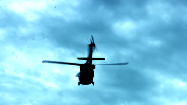 military helicopter blackhawk us army - black hawk helicopter stock videos and b-roll footage