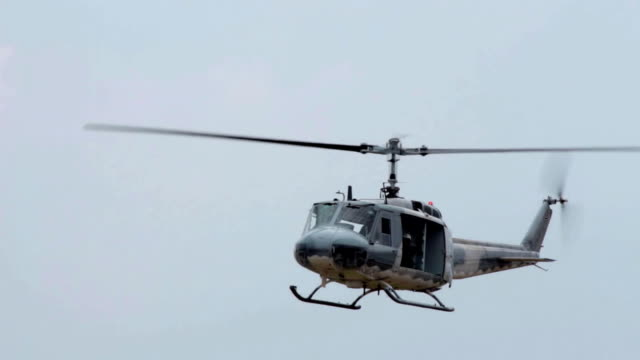 military helicopter landing. - helicopter landing stock videos and b-roll footage