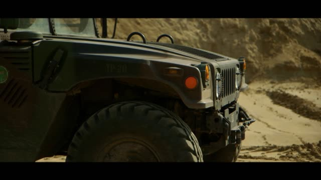 military hummer - bonnet stock videos & royalty-free footage