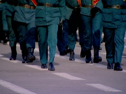Desfile militar.