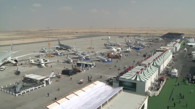 US military personnel are showcasing their airpower at the 2013 Dubai Air Show It's one of the largest in the world and attracts attendees from...