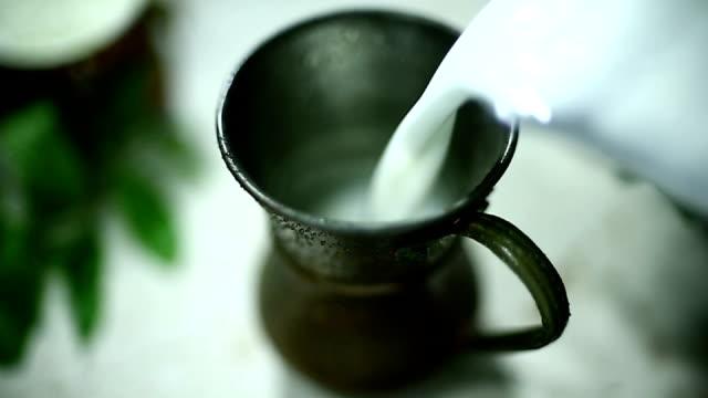 milk - buttermilk stock videos & royalty-free footage