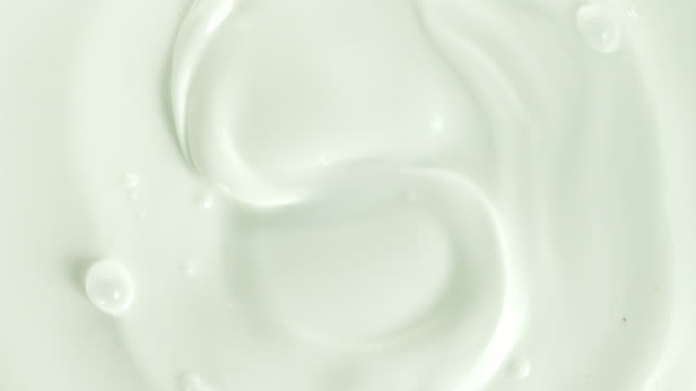 milk - swirl pattern stock videos & royalty-free footage