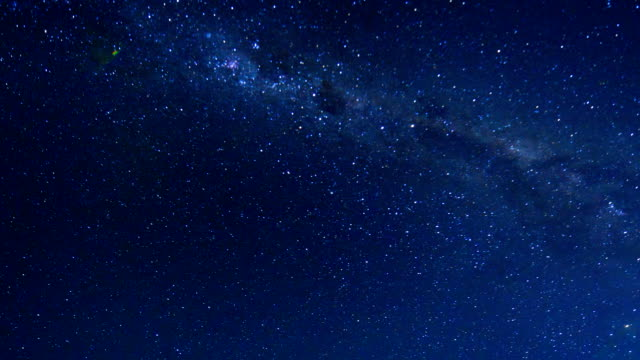 Milky Way Above Snow Peak Mountain, Mount Cook National Park, New Zealand