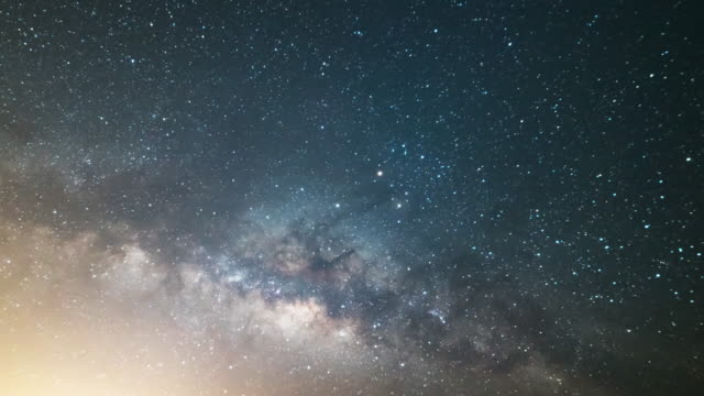 milky way galaxy - atmosphere filter stock videos and b-roll footage