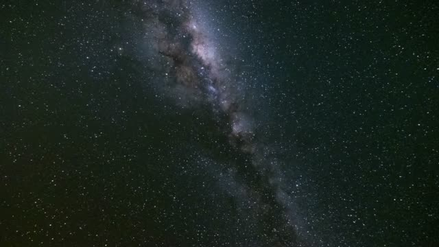 milky way. time lapse - infinity stock videos & royalty-free footage