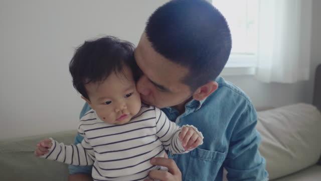 millennial parents - genderblend stock videos & royalty-free footage