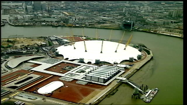 Millennium Dome to reopen as O2 Centre FILE / Date Unknown Millennium Dome