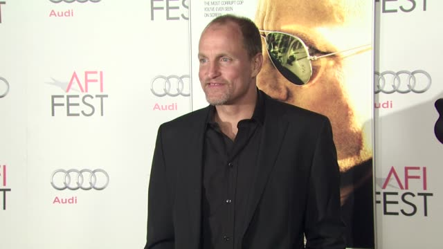 fest millennium entertainment's rampart special screening hollywood ca united states 11/05/11 - oren moverman stock videos and b-roll footage