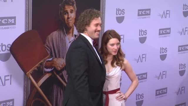 vídeos de stock, filmes e b-roll de tj miller at the american film institute's 43rd life achievement award gala tribute to steve martin at dolby theatre on june 04 2015 in hollywood... - american film institute