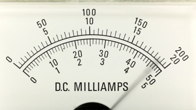 dc milliamps analogue power supply - number 100 stock videos & royalty-free footage