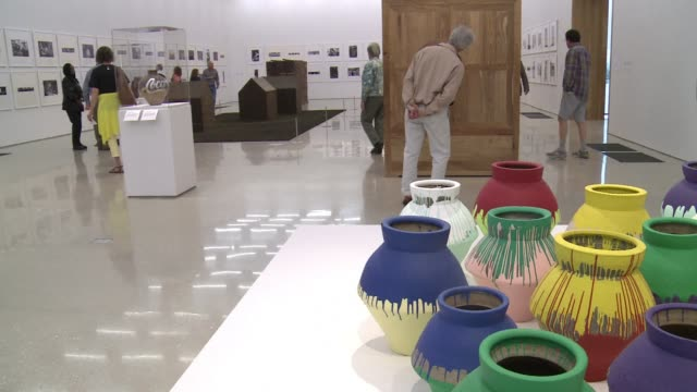 A $1 million Han dynasty vase part of a work by Chinese artist Ai Weiwei was smashed in an apparent protest on Sunday CLEAN Ai Weiwei brushes off...