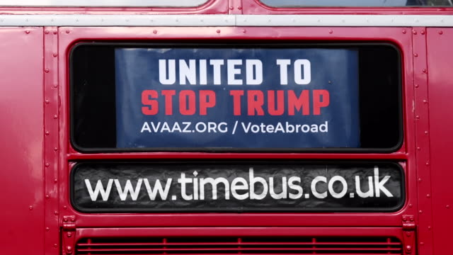 millions of americans live abroad but only 12% of them vote and the deadline to register is fast approaching in some us states - deadline stock videos & royalty-free footage