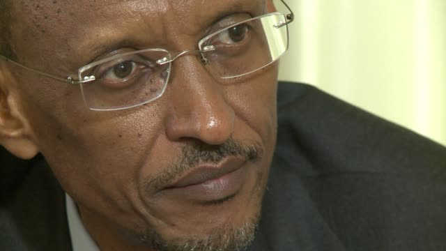 millions of rwandan voters have signed a petition calling for constitutional reform to allow strongman paul kagame a third term in power amid... - petition stock videos & royalty-free footage