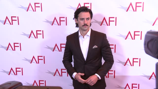 milo ventimiglia at 17th annual afi awards at four seasons hotel los angeles at beverly hills on january 06, 2017 in los angeles, california. - four seasons hotel stock videos & royalty-free footage
