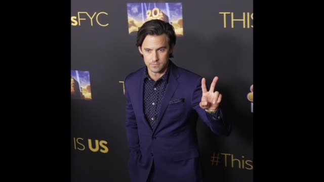 Milo Ventimiglia at An Evening With 'This Is Us'