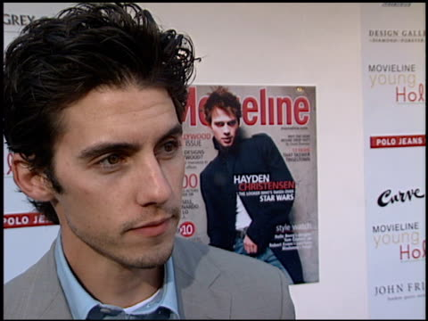 stockvideo's en b-roll-footage met milo ventimiglia at the young hollywood awards at the kodak theatre in hollywood, california on may 5, 2002. - sorgo